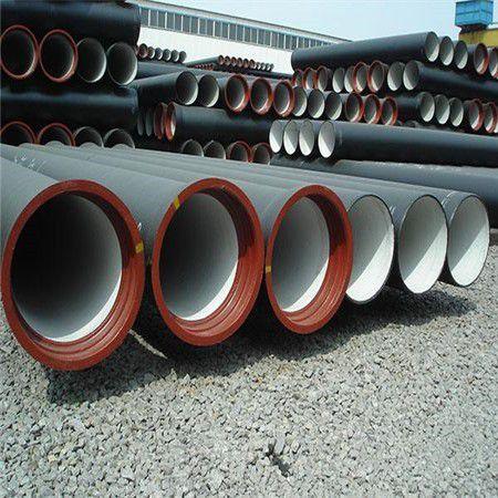 山西球墨铸铁管推进和内需的强力扩张